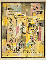 Tale à la Hoffmann by Paul Klee 1921