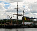 Tall Ship 'Kaskelot' in Belfast - geograph.org.uk - 590860.jpg