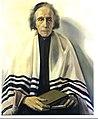 Talmudreader Painting by Van Meegeren.jpg