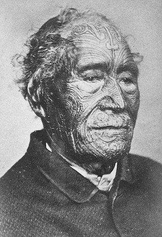 Māori people - Tāmati Wāka Nene of Ngāpuhi was a signatory of the treaty, and was influential in convincing others to sign.