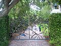 Tampa Stovall House gate01.jpg