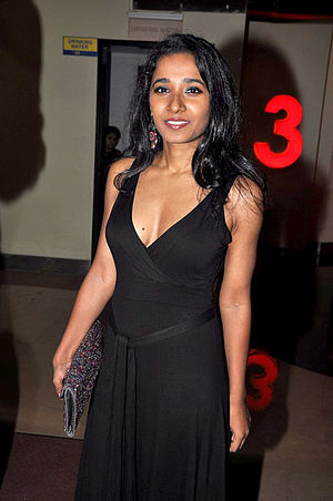 Tannishtha Chatterjee - Chatterjee at the premiere of The Forest on 11 May 2012