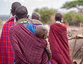 Tanzania - Massai women (14518906813).jpg