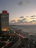 Tel Aviv front de mer.JPG