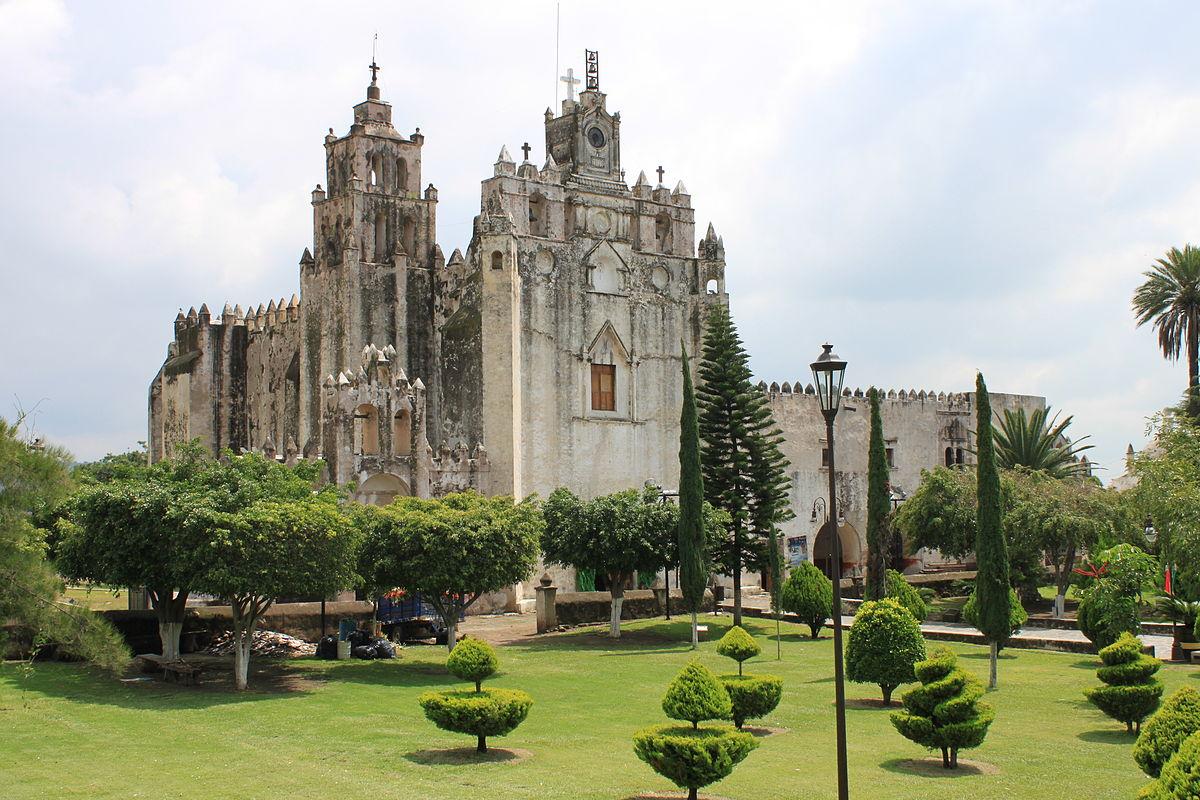Ex Convento de San Juan Atlatlahuacan, de los convenos morelenses más hermosos