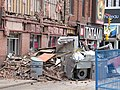 Temporarily closed due to pile of rubble.jpg