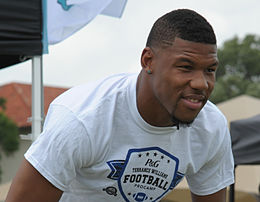 Terrance Williams at Joint Base San Antonio-Randolph 150707-F-IJ798-093 (cropped).JPG