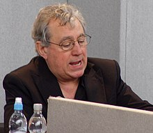 O actor, director, guionista y escritor galés Terry Jones en 2007.