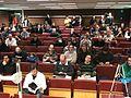 Testing and Automation devroom at FOSDEM 2013 Photo 2.JPG