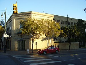 Texas Lottery Commission headquarters