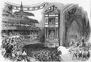 Théâtre Historique interior view 1847 - Hemmings 1979 pl 6c after p122.jpg