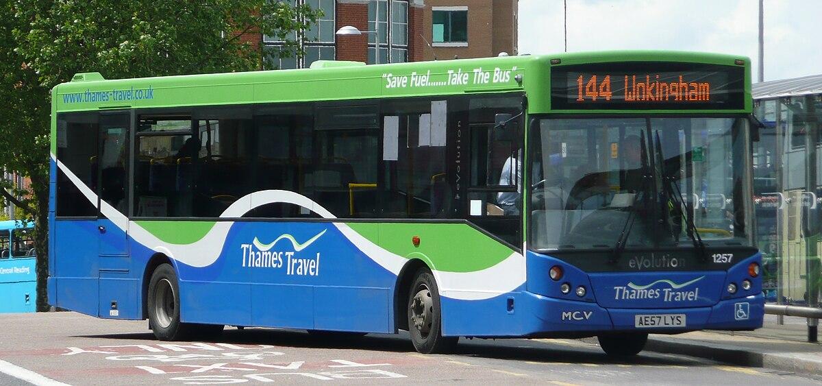 Mercedes Benz History >> Thames Travel - Wikipedia