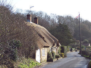 Ansty, Wiltshire Human settlement in England