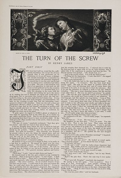 Picture of a book: The Turn Of The Screw
