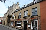 The Ancient Gate House Hotel, Wells 2.JPG