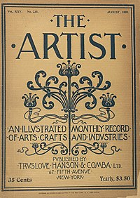 The Artist (journal) cover.jpg