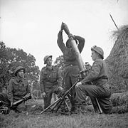 The British Army in North-west Europe 1944-45 B10448