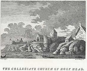 The Collegiate Church of Holyhead