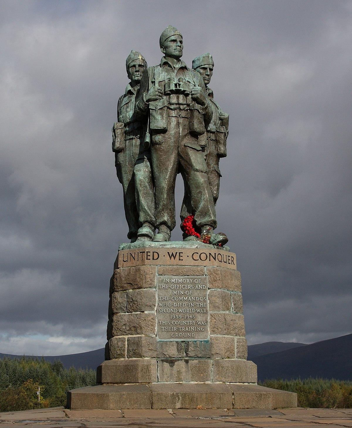 War: Commandos (United Kingdom)