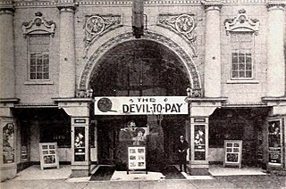 <i>The Devil to Pay</i> (1920 film) 1920 film directed by Ernest C. Warde