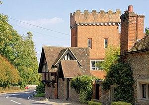 Crawley, Hampshire - Image: The Dower House, Crawley geograph.org.uk 1015264