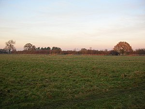 The Future 'Derwentthorpe' Site. A field off t...