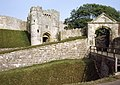 The Gatehouse, Carisbrooke Castle - geograph.org.uk - 1473695.jpg
