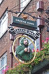 The Greene Man Pub in Euston Road.jpg