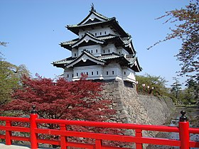The Hirosaki castle - panoramio.jpg