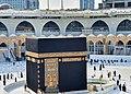 The Ka'ba, Great Mosque of Mecca, Saudi Arabia (1).jpg