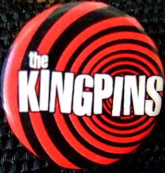 The Kingpins (Canadian band) - Official The Kingpins logo