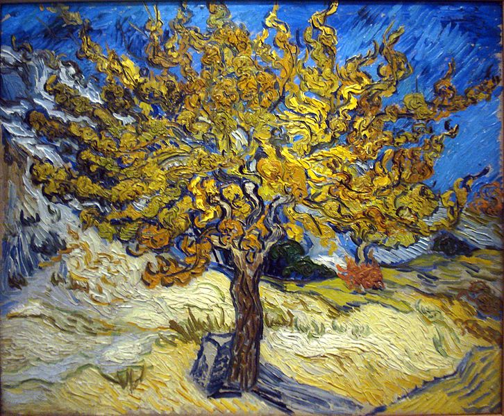 File:The Mulberry Tree by Vincent van Gogh.jpg