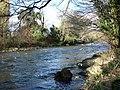 The Ogmore River , Pen-y-cae - Bridgend - geograph.org.uk - 1600328.jpg