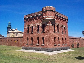 Fort Queenscliff - Image: The Old Fort