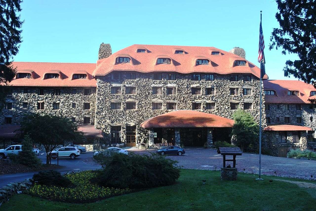 Grove Park Inn Haunted Hotel