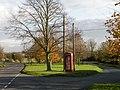 The Phone Box on the Green, Dry Drayton - geograph.org.uk - 1043533.jpg