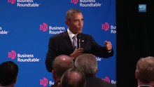 Datei:The President Speaks to the Business Roundtable.webm