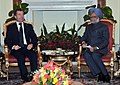 The Prime Minister, Dr. Manmohan Singh meeting the President of the Russian Federation, Mr. Dmitry A. Medvedev, in New Delhi on December 21, 2010 (1).jpg