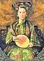 The Qing Dynasty Empress Yehonara.JPG