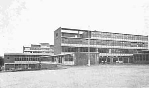 University of Westminster - The Quintin School in 1956