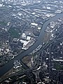 The River Clyde in Glasgow from the air (geograph 6125214).jpg