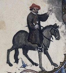 The Shipman - Ellesmere Chaucer
