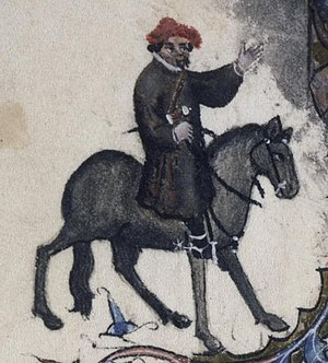 The Shipman's Tale - The Shipman from the Ellesmere Chaucer