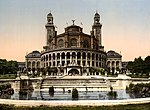 The Trocadero, Exposition Universal, 1900, Paris, France.jpg