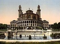 The Trocadero, Exposition Universal, 1900, Paris, France.jpg