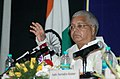 "The Union Minister for Railways, Shri Lalu Prasad delivering a lecture to the Probationers of Indian Foreign Service on the topic "" Historic Turn Around of Indian Railways"", in New Delhi on June 28, 2007.jpg"