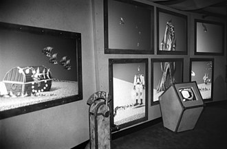 The Computer Museum, Boston - The Virtual FishTank, 1998, The Computer Museum, Boston.