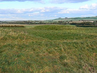 The Sanctuary - Image: The eastern edge of Windmill Hill, near Winterbourne Monkton geograph.org.uk 1011020