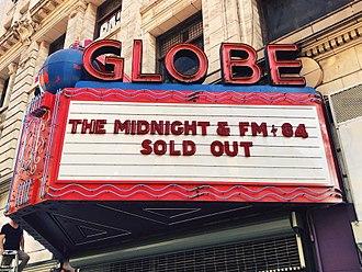 The Midnight (band) - Globe Theatre, Nov 2017
