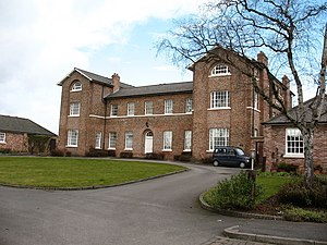 Easingwold - The old workhouse